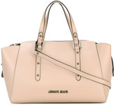 Armani Jeans top handles tote - women - Polyurethane - One Size