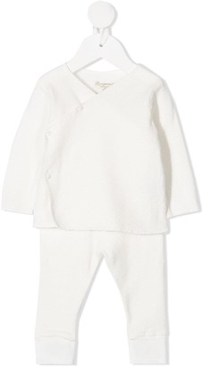 Bonpoint Two-Piece Babygrow Set