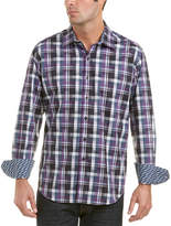 Robert Graham Putignano Classic Fit Woven Shirt