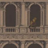 Fornasetti II Procuratie e Scimmie Wallpaper - 97/8025