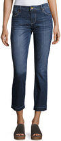 KUT from the Kloth Reese Straight-Leg Ankle Jeans, Blue