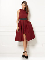 New York & Co. Eva Mendes Collection - Freya Dress - Red - Petite
