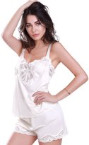Ilusion Lace Inset Camisole