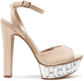 Unlisted Shoes, Smile for Me Platform Sandals