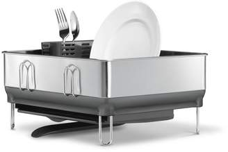Williams-Sonoma simplehuman Compact Steel Frame Dishrack