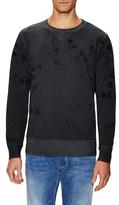 Diesel S-Crix Cotton Crewneck Sweatshirt