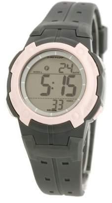 Dunlop Womens Digital Quartz Watch with Rubber Strap DUN-96-L05