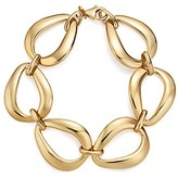 Bloomingdale's 14K Yellow Gold Pear Shape Link Bracelet - 100% Exclusive