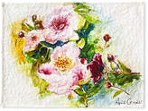 April Cornell Peony Placemats, Set of 4
