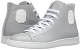Marc Jacobs Clean Nappa High Top Sneaker Men's Shoes