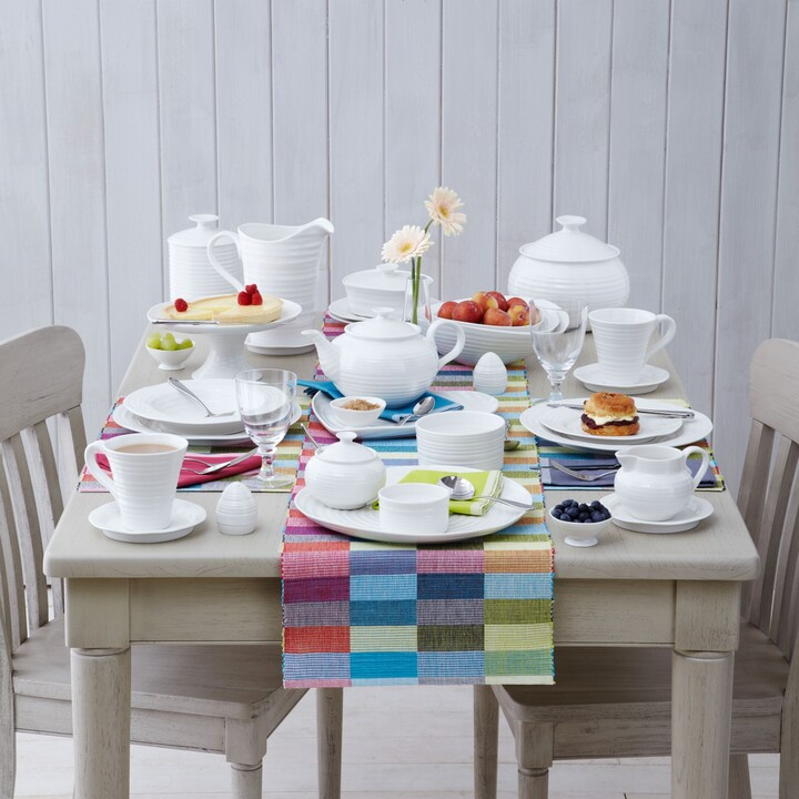 Thumbnail for your product : Sophie Conran for Portmeirion Footed Cake Plate, White, 32cm