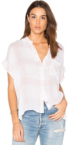 Rails Whitney Button Up in Pink