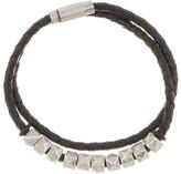 Steve Madden Double Wrap Bracelet