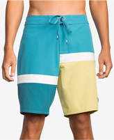 RVCA Men's Blocka Colorblocked Board Shorts