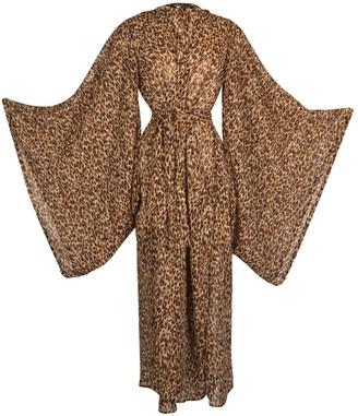 Jennafer Grace City Kitty Kimono