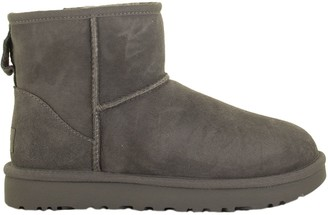 UGG Mini Classic Ii Grey Boots