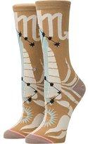 Stance Women's Scorpio Zodiac Crew Sock