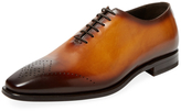 Antonio Maurizi Men's Oxford Leather Shoe