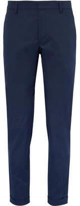 Prada Slim-Fit Stretch-Cotton Twill Trousers