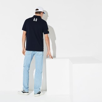 Lacoste Men's Olympic Heritage Collection By Petit Pique Polo