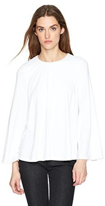 Susana Monaco Women's Athena Long Sleeve Top