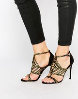 Ravel Strappy Heeled Sandals