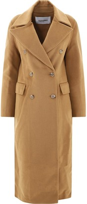 Nanushka Classic Tailored Coat