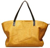 MG Collection Ronia Oversized Brown Hobo