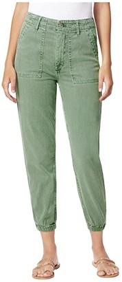 Joe's Jeans Workwear Pants in Seagrass (Seagrass) Women's Casual Pants