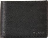 Jack Spade Barrow Leather Slim Billfold Bill-fold Wallet