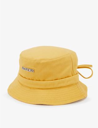 Jacquemus Le Bob Gadjo cotton-twill bucket hat