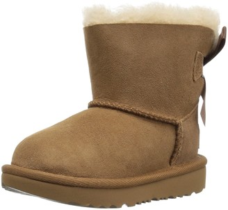 UGG Kid's T Mini Bailey Bow II Ankle Boot