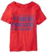 Diesel Toddler Boys) Graphic Industry Tee