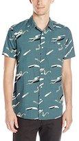 Tavik Men's Porter Long Sleeve Woven Shirt