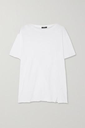 Bassike Organic Stretch-cotton Jersey T-shirt