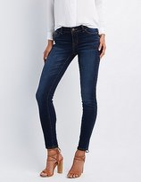 "Charlotte Russe Refuge """"Push Up Legging"""" Lifting Skinny Jeans"