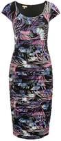 M&Co Tropical print shutter dress