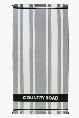 Country Road Dessi Travel Beach Towel