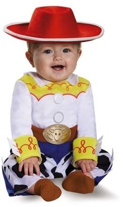 Disguise Jessie Deluxe Baby Halloween Costume - Toy Story