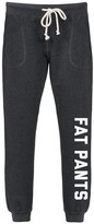 Instant Message Women's Women's Sweatpants HEATHER - Heather Charcoal 'Fat Pants' Joggers - Women & Plus