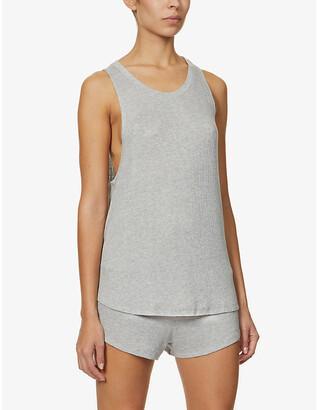 Eberjey Elon stretch-woven pyjama shorts