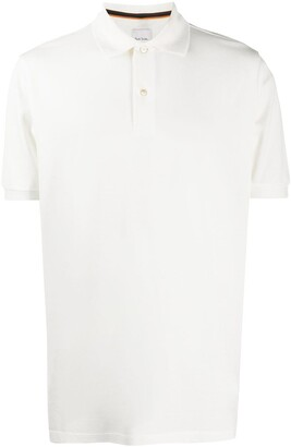 Paul Smith Striped Edge Polo Shirt