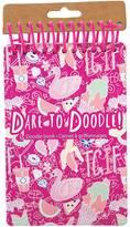 Fashion Angels Dare-to-Doodle Notebook