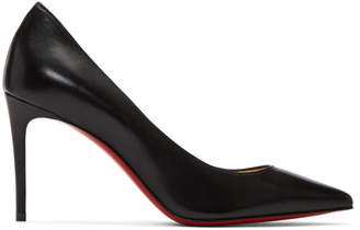 Christian Louboutin Black Kate Heels