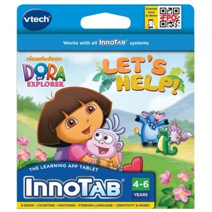Vtech InnoTab Dora the Explorer Software