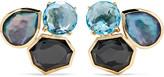 Ippolita Rock Candy 18-karat Gold Multi-stone Earrings - one size