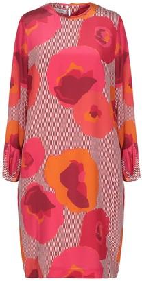ROSSO35 Short dresses