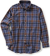 Daniel Cremieux Highland Peaks Collection Check Woven Shirt