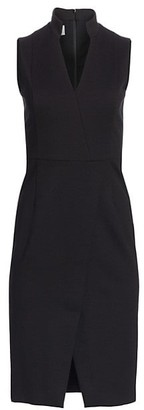 Akris Punto Sleeveless Sheath Dress