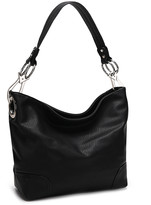 Mkf Collection By Mia K. MKF Collection by Mia K. Women's Handbags Solid - Black Emily Hobo